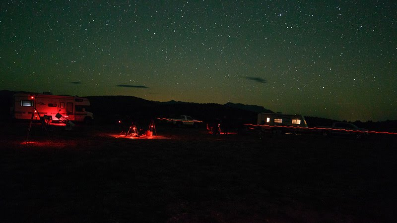 The 3 Best RV Parks for Stargazing | Never Idle Journal