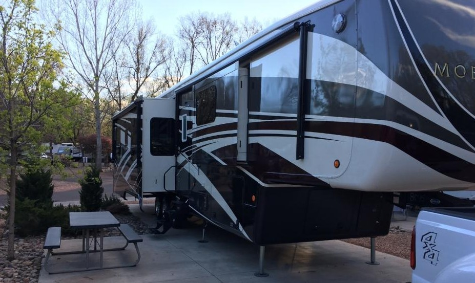 Rent-fifth-wheel