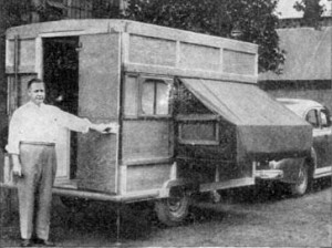 Early Boler Fiberglass Travel Trailers