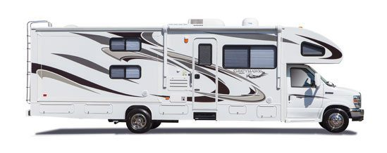 Oklahoma RV rental