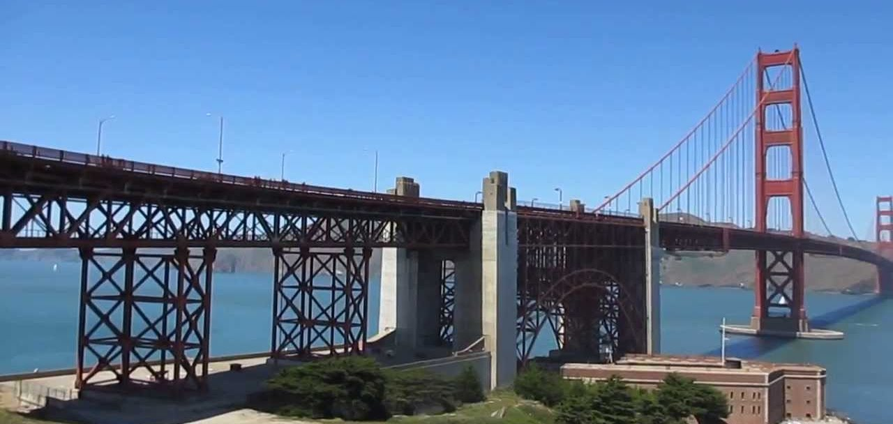 San Francisco Gnewen Gate RV Boondocking