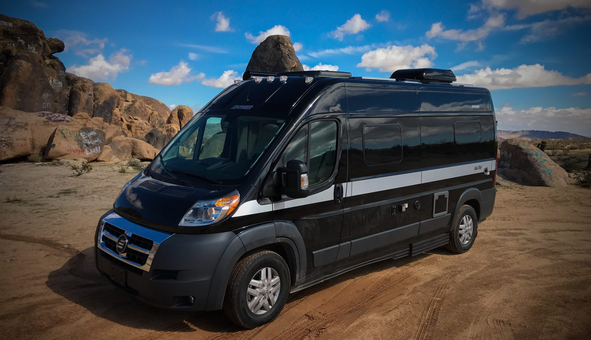 Rent This Hymer From CamperVanGuy In Los Angeles