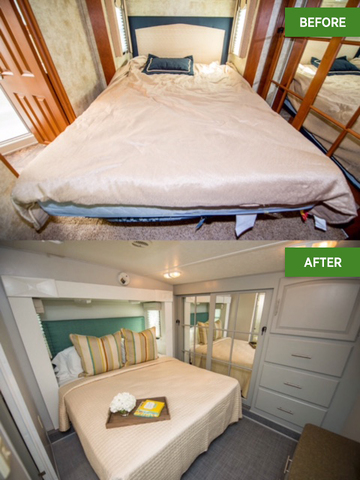 Great Diy Ideas For Your Rv Remodel With Lazydays