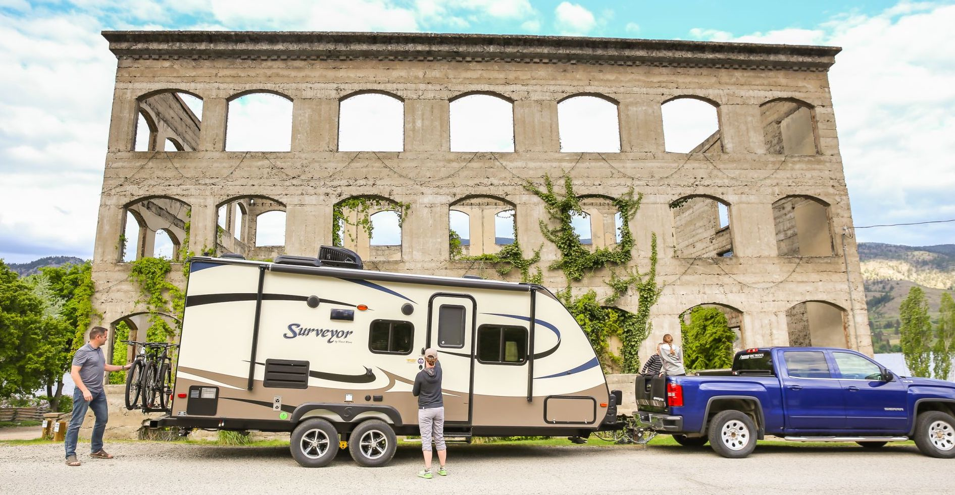 Find a Great RV Bike Rack and Hit the Road