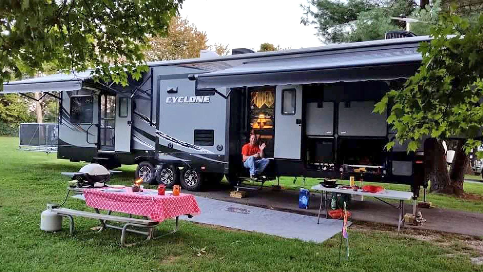 A Comprehensive Check List For Your Next RV Camping Trip