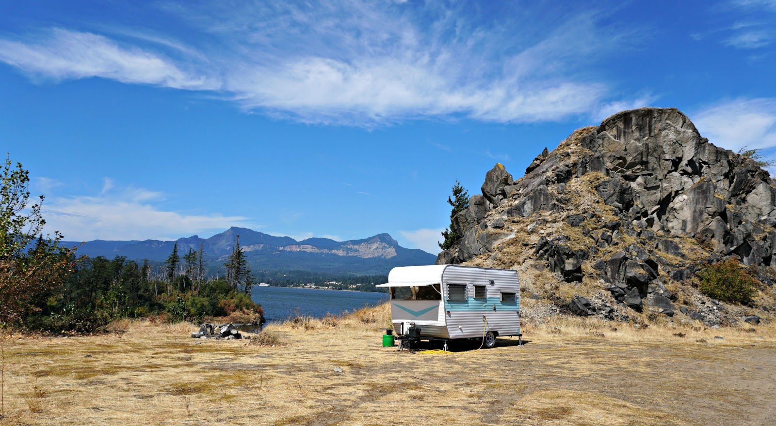 Boondocking Government Cove