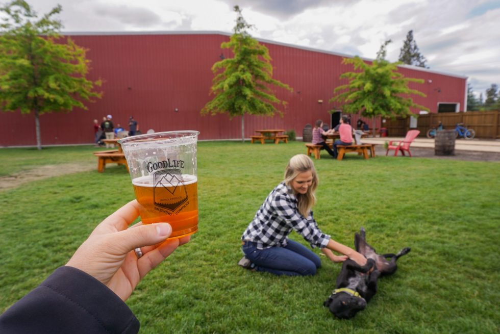 Pet Friendly Brewery Bend, Oregon