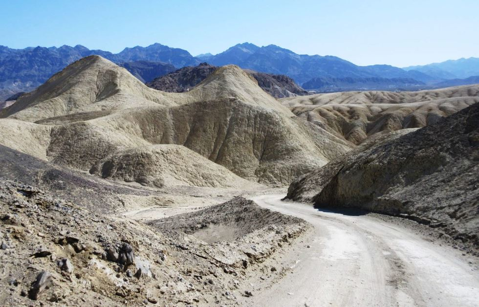 One Week in Death Valley National Park