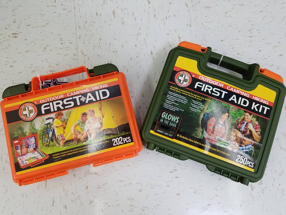 How to Make Your Own RV First Aid Kit
