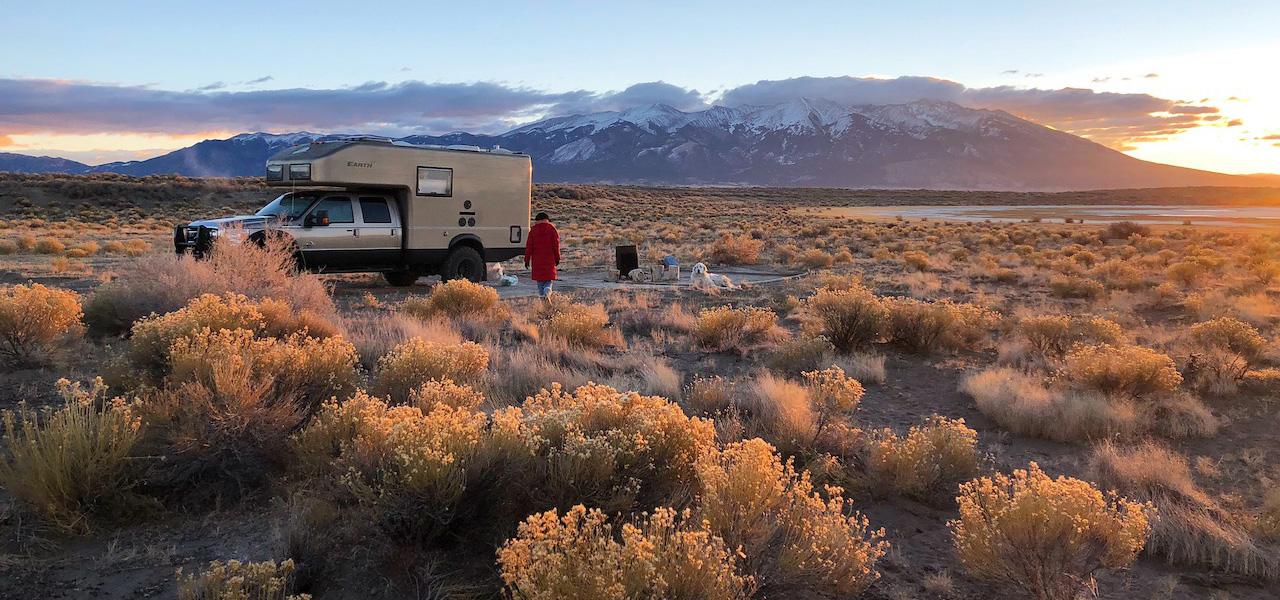 How to Find Awesome Campsites for Boondocking