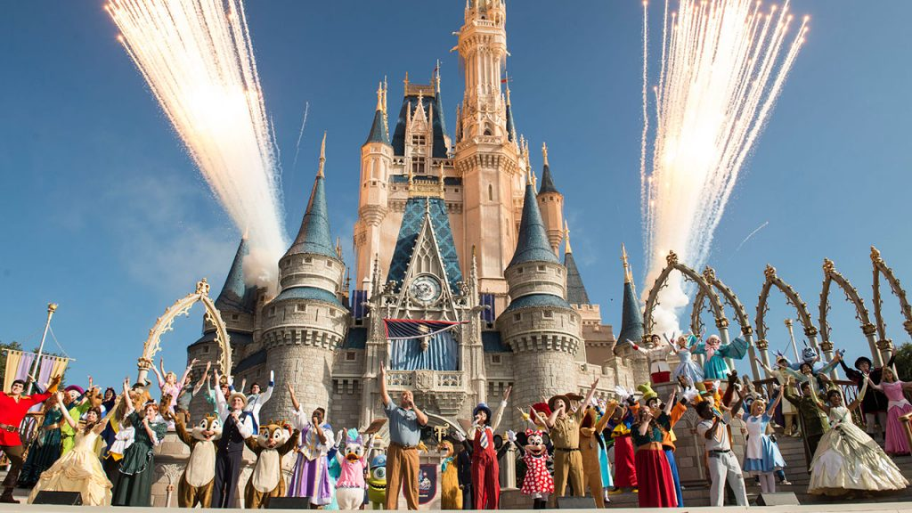 How to Plan an RV Trip to Disney World | Never Idle Journal
