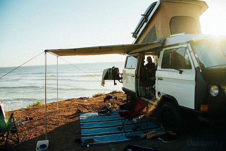 Westfalia beach