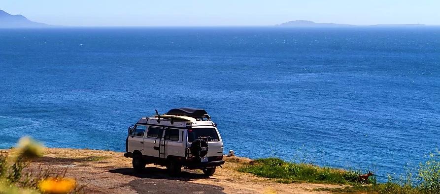 4 Epic Van Rentals in San Diego, California