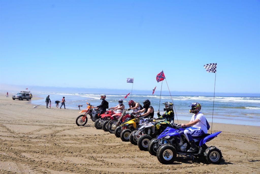 oceano dunes SVRA pismo beach California