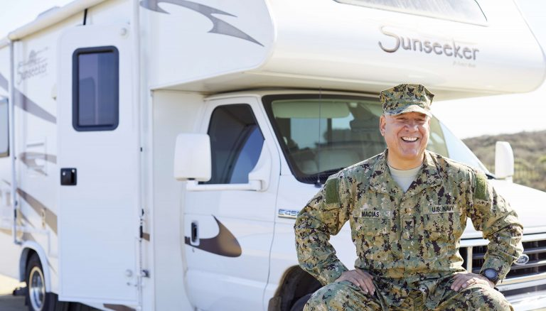 How One Veteran Found an Unexpected Entrepreneurial Career With His RV