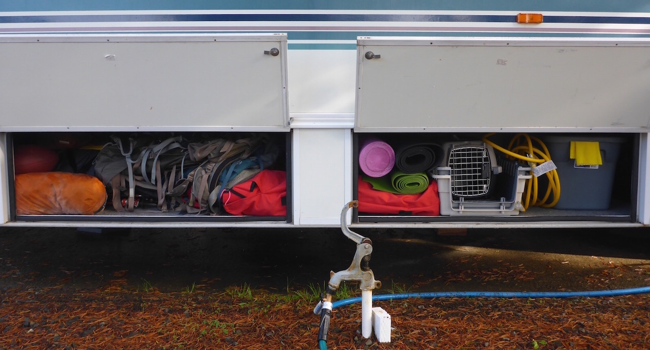 Learning Your Way Around an RV