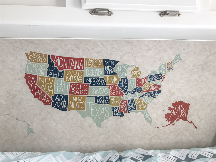 RV wall decor