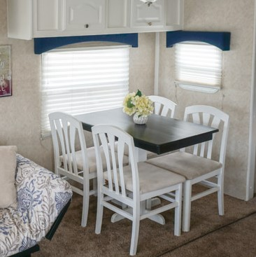 RV furniture remodel