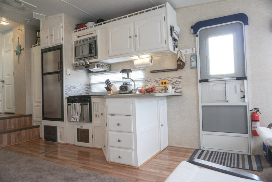 Easy RV Remodel Ideas That Won't Break the Bank (or your back