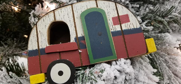 Holiday Decorations for your RV Rental