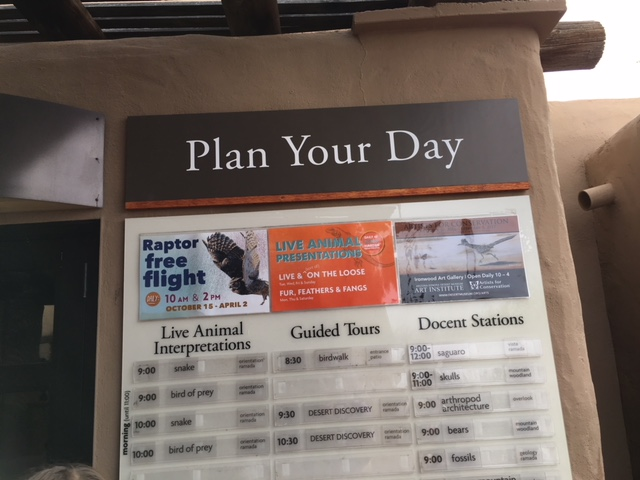 Plan Your Day daily calendar