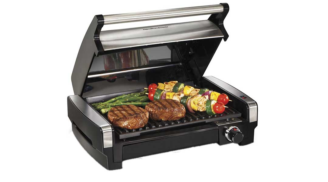 Hamilton Beach Indoor Grill