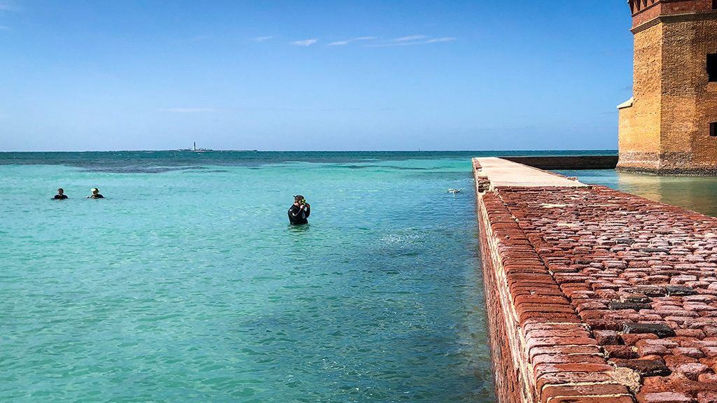 Activities at Dry Tortugas | Outdoorsy