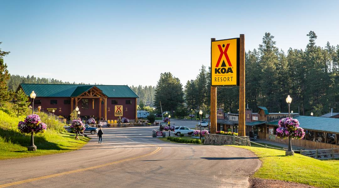 5 of the Best KOA Campgrounds in the United States