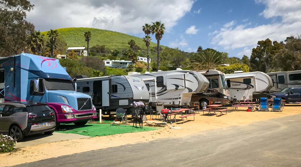 RVing in a Big City: Best Places for Urban Camping