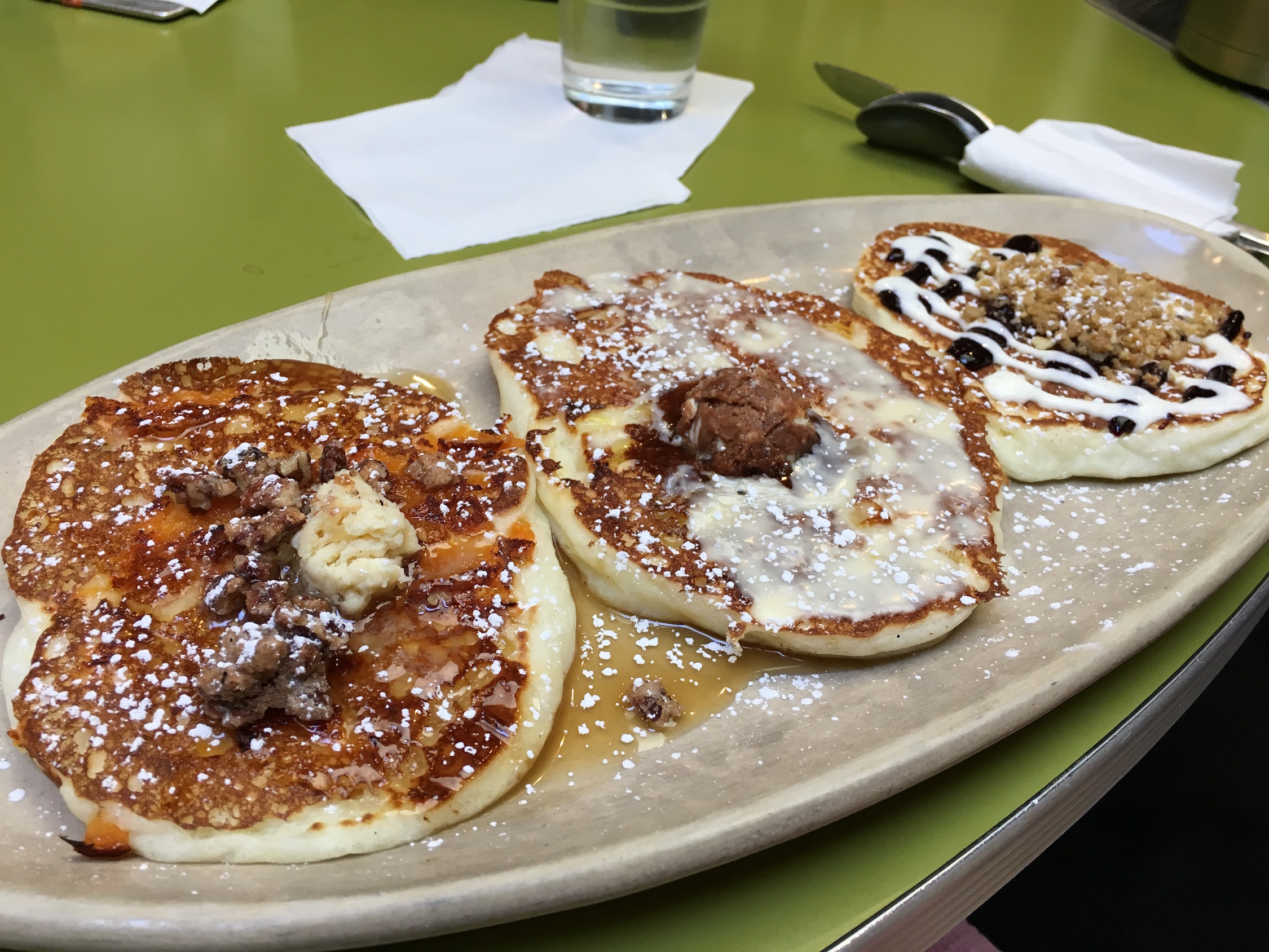 Pancakes from Snooze, Fort Collins, CO | Outdoorsy RV Rental Marketplace
