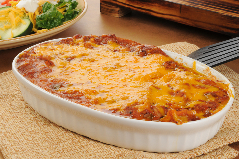 Chicken Enchiladas | Outdoorsy RV Rental Marketplace