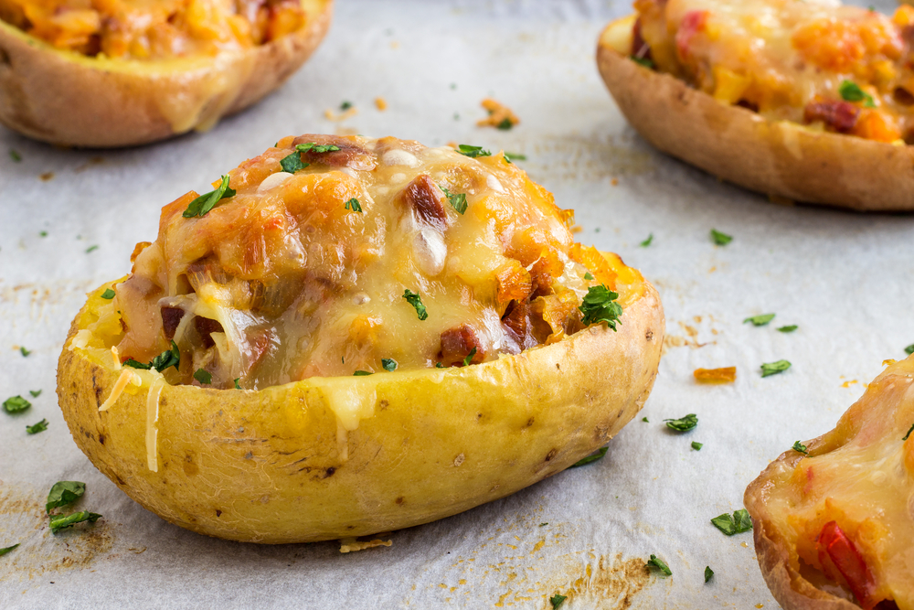 Twice Baked Potatoes | Outdoorsy RV Rental Marketplace