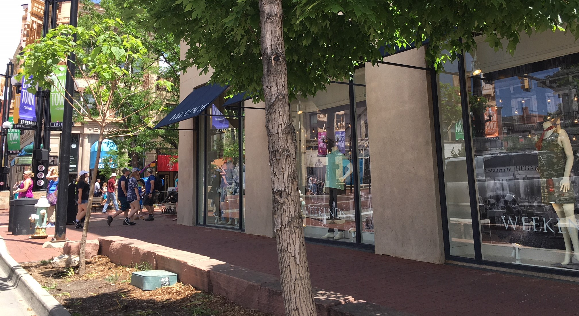 Pearl Street Mall, Boulder, CO | Outdoorsy RV Rental Marketplace