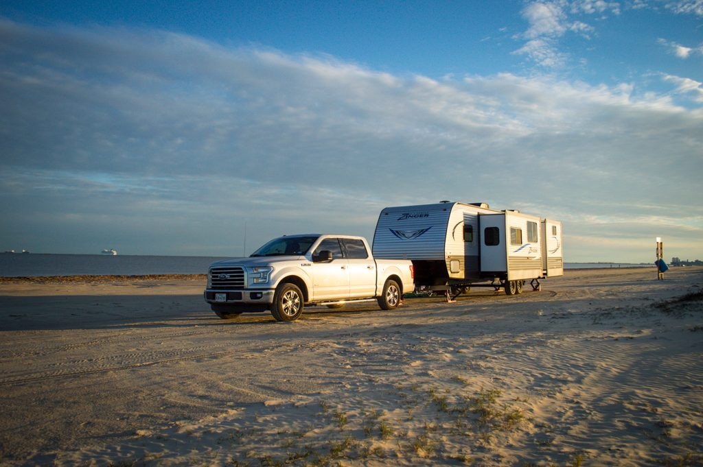 Tips for Camping at the Beach | Outdoorsy