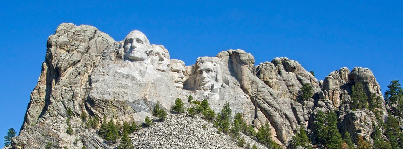Weekend Getaway To Mount Rushmore
