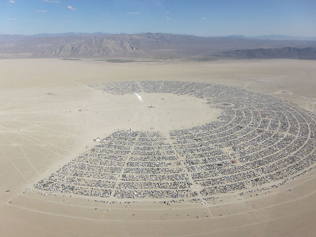 Burning Man | Outdoorsy