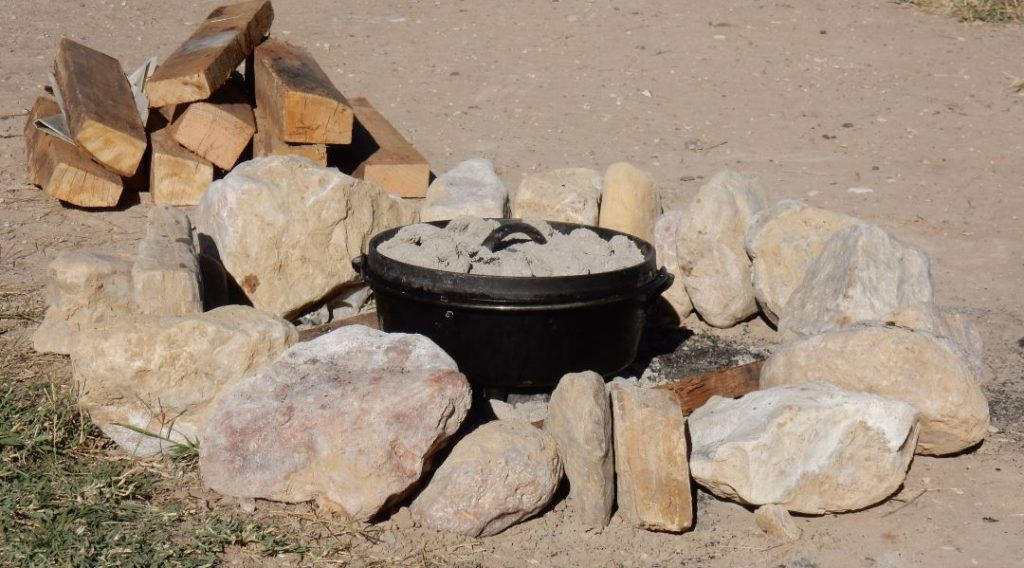 Camp Dutch Oven Cooking | Outdoorsy RV Rental Marketplace
