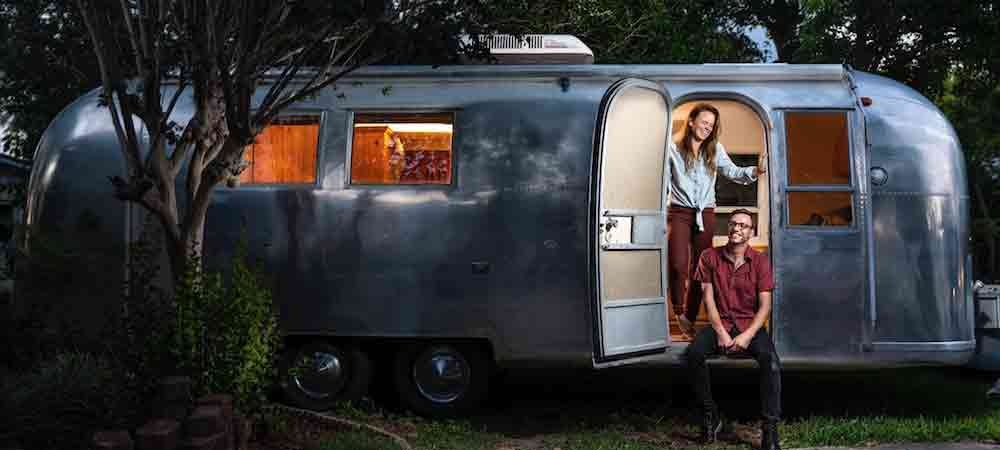 This Professional Photographer Lives In A 1965 Airstream
