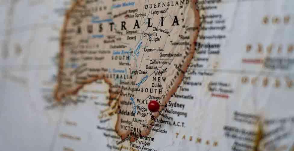Road Map East Coast Australia.Road Trip Australia S East Coast Never Idle Journal