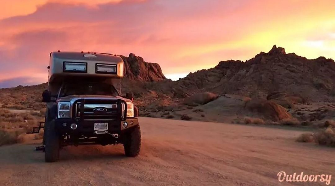 Most Extreme: Rough & Tumble RV Rentals On Outdoorsy