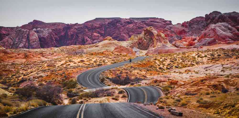 3 Scenic Drives You Should Take This Winter