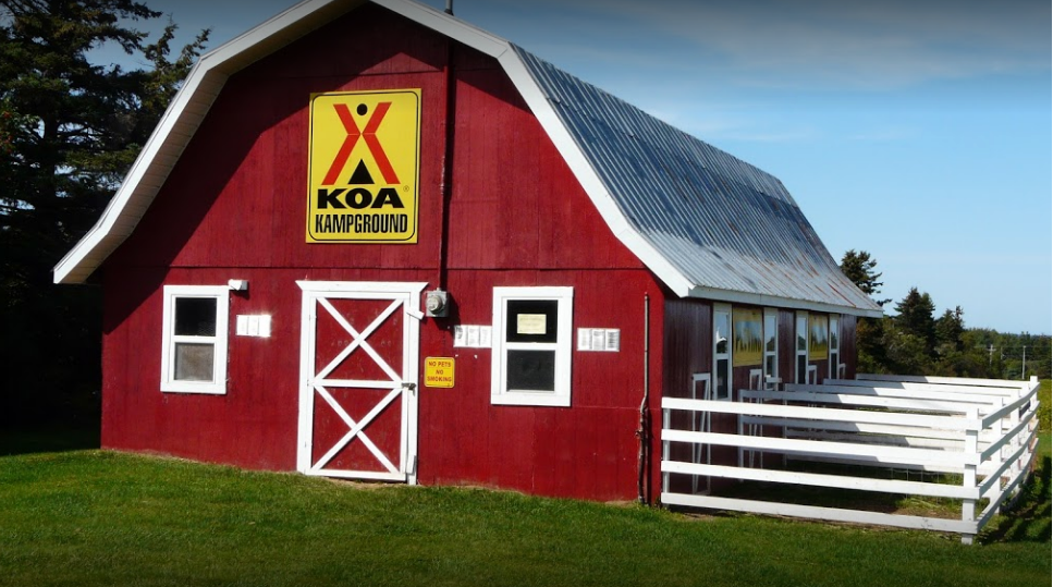 Cavendish KOA, Cavendish, PEI I Outdoorsy RV Rental Marketplace