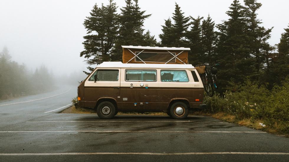 Never Idle| Winter Camper