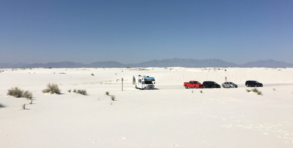 White Sands National Monument, Alamogordo, NM I Outdoorsy RV Rental Marketplace