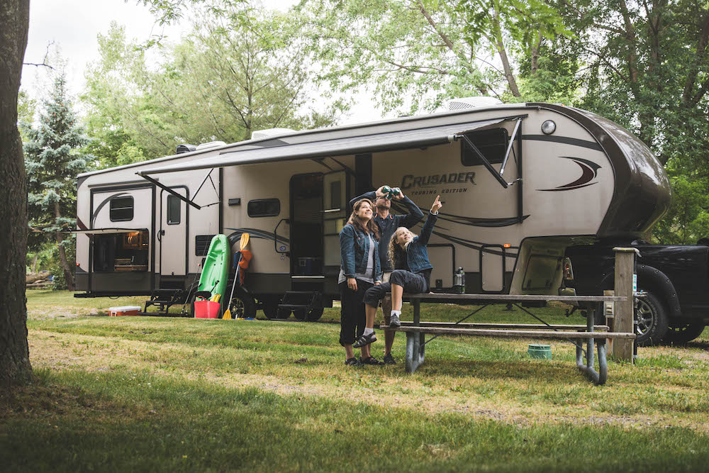 Best Type Of RVs For Winter Camping | Outdoorsy.com