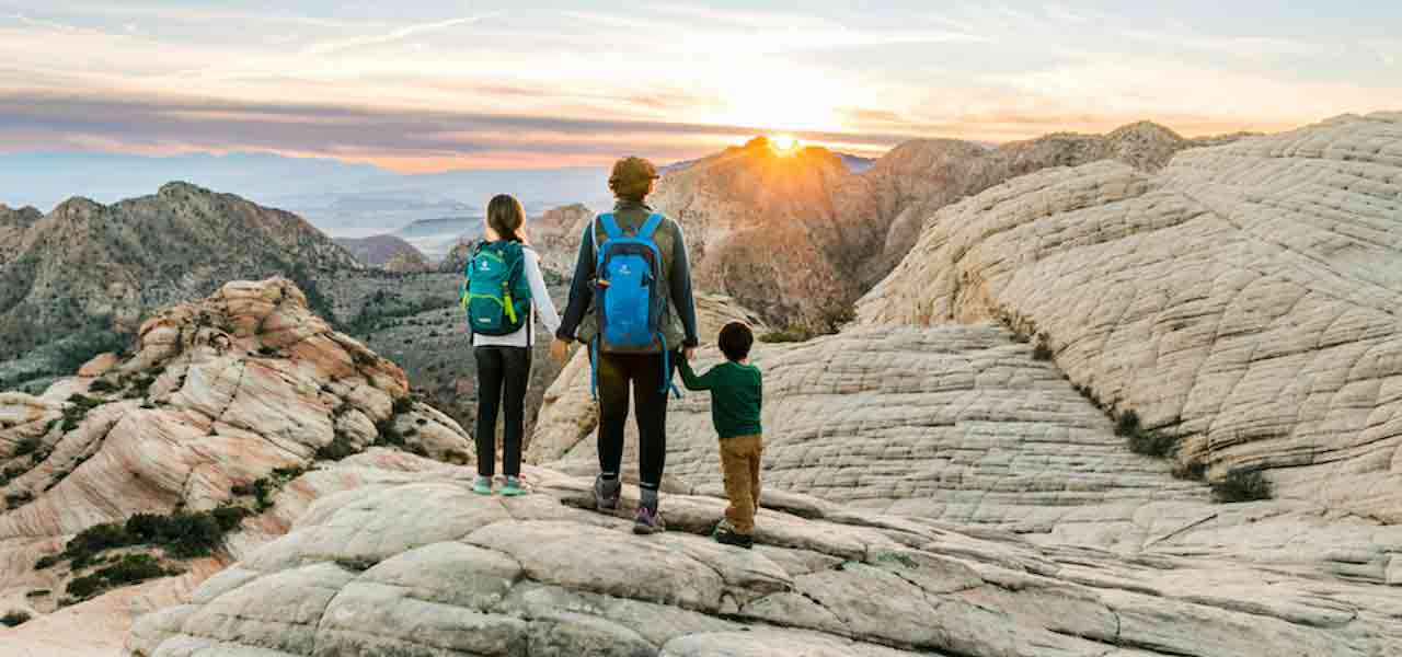 Hike it Baby, a Portland-based nonprofit, is getting more families outdoors