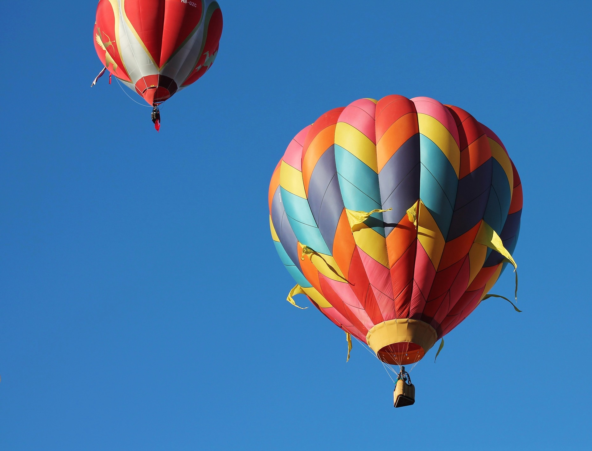 Hot air balloons, Albuquerque, NM I Outdoorsy RV Rental Marketplace