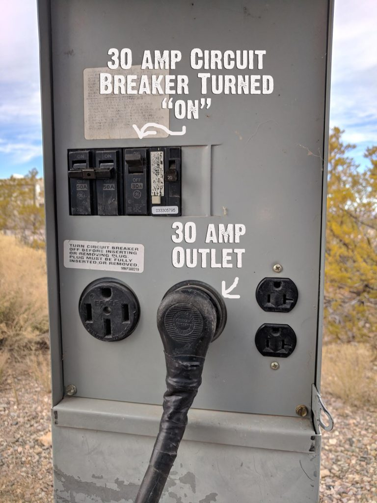 Photo Tripping America - Manage Electricity - Outdoorsy