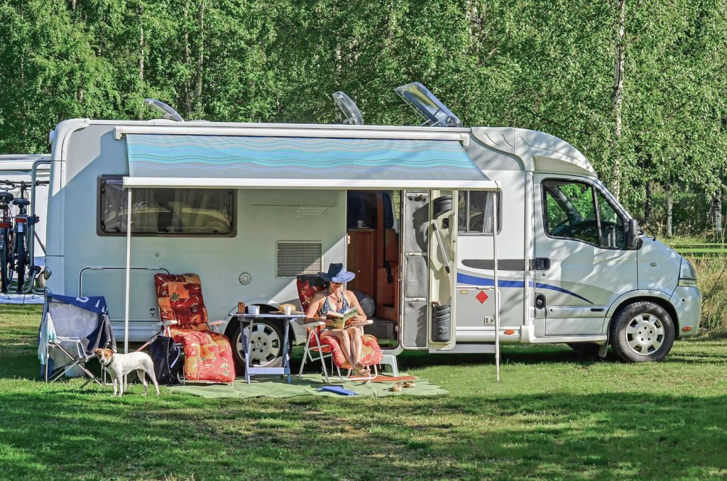 Photo Tripping America - Set Up Camp - Outdoorsy