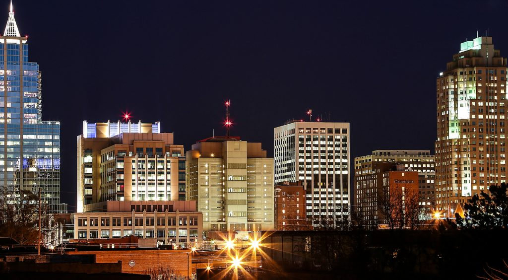 Cityscape, Raleigh, NC I Outdoorsy RV Rental Marketplace